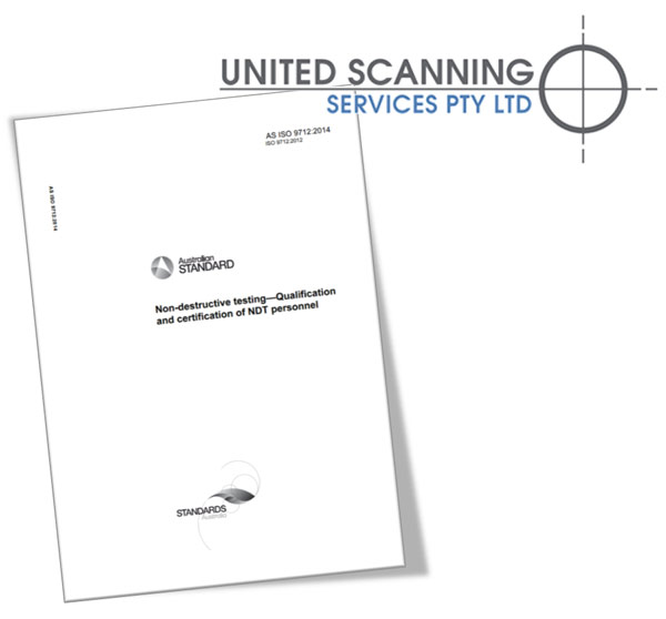 Standard for Non-Destructive Testing